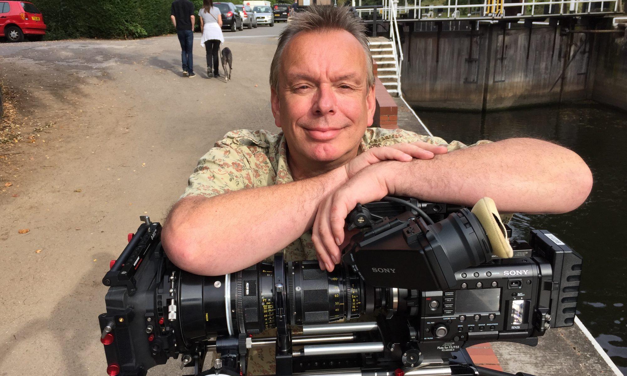 Freelance Director Roy Palmer